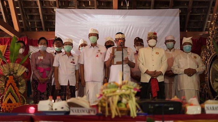 Tingkatkan Pengetahuan dan Spiritualitas, PPSAKK Pusat Beri Penataran ke Pemangku dan Serati Se-Bali