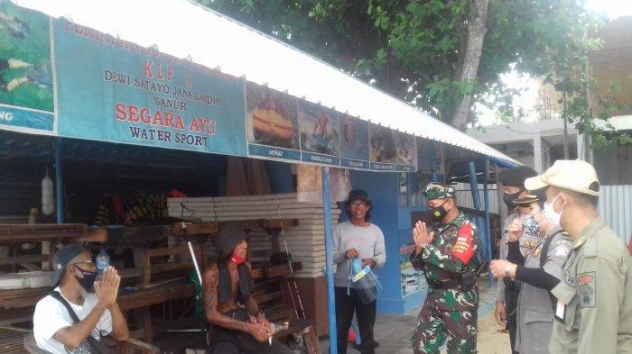 Cegah Klaster Nataru, Satgas Enforce Kerumunan di Bali Gencarkan Pendisiplinan di Tempat Wisata
