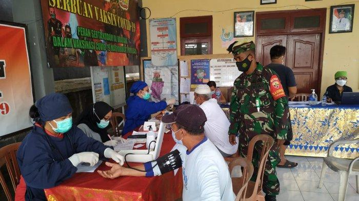 Semangat Pangdam IX/Udayana Dukung Pembukaan Pariwisata Bali Gencarkan Serbuan Vaksinasi
