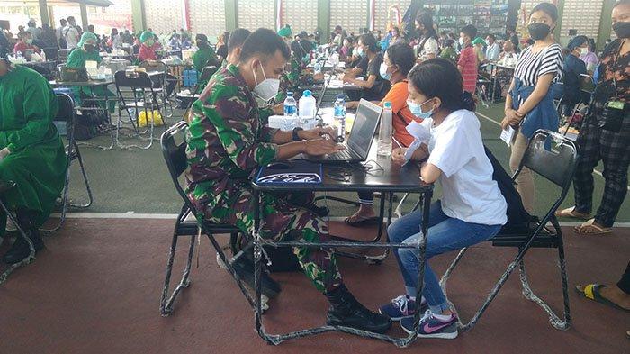 Bali Jadi Wilayah Pertama Vaksinasi Anak Usia 12-17 Tahun, 1.000 Lebih Anak Sudah Divaksin Covid-19