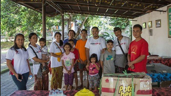 Sebagai Bentuk Kepedulian pada Panti Asuhan Hindu di Bali, Puskor Hindunesia Gelar Donasi Tali Kasih