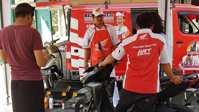 Permudah Servis Pelanggan, Kini Mobil Keliling Service HondaHadir di Mal Setiap Hari