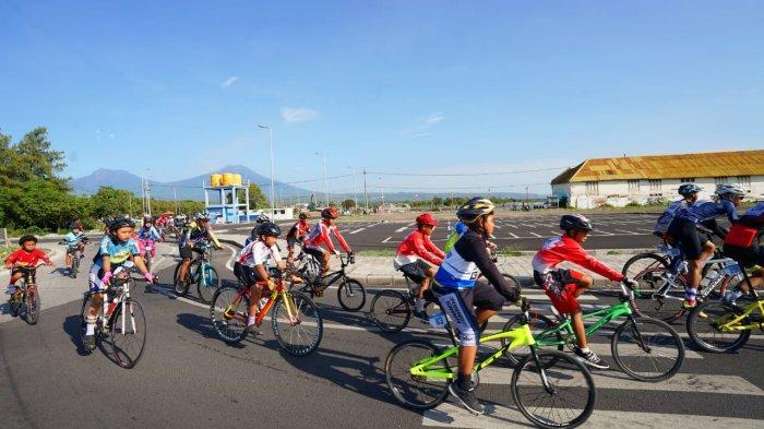 Kejurkab Balap Sepeda Banyuwangi, Jaring Bibit Pembalap dan Persiapan Porprov