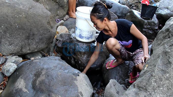 30 Persen Desa di Wilayah Karangasem Berpotensi Kesulitan Air Bersih Saat Musim Kemarau Melanda