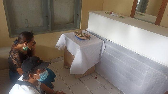 Jenazah Anggota DPRD Badung Ida Bagus Sunarta Dititipkan di RSD Mangusada, Keluarga Masih Syok
