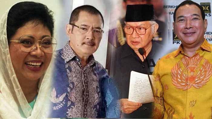 Tommy Berutang Rp 2,6 Triliun, Tutut Rp 769 Miliar, Jokowi Tugaskan Sri Mulyani Menagih