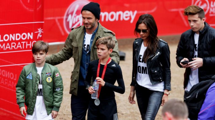 Perayaan Ulang Tahun Ke-45, David Beckham Punya 5 Rekor Hebat Selama Aktif Bermain Sepak Bola