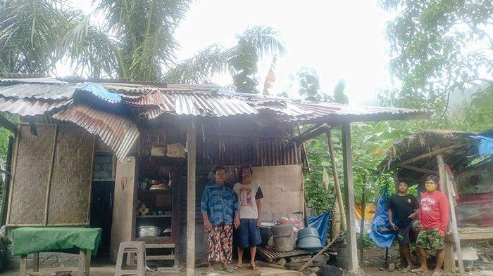 Kisah Ketut Merta Yatim Piatu Sejak Balita, Kini Rumahnya Akan Digusur Karena Berdiri di Lahan Orang