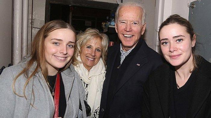 Masa Lalu Menyakitkan Sepanjang Hidup Joe Biden Yang Membuat Nyaris Bunuh Diri, Istri & Anak Tewas