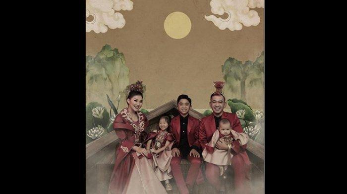 Rayakan Tahun Baru Imlek, Ruben Onsu Dan Sarwendah Tan Berencana Undang Barongsai ke Rumah