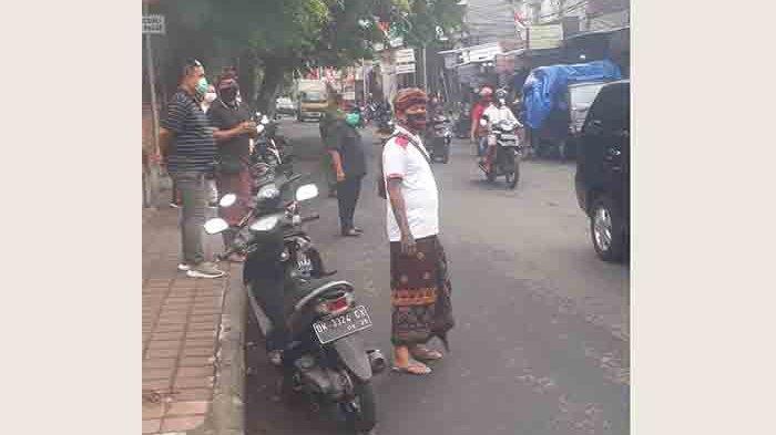 Kelurahan Panjer Laksanakan Sidak Prokes, Masih Ada Masyarakat Tidak Pakai Masker