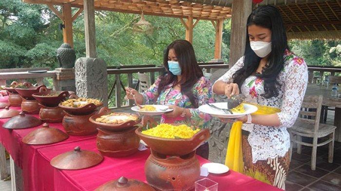 Ubah Pangsa Pasar, Kawi Resort Tampaksiring Kini Sediakan Restoran untuk Wisatawan Lokal