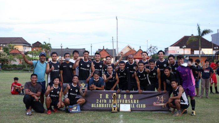 Diramaikan Tiga Mantan Pemain Bali United, Kembali FC dan Blahbatuh FC Juara Bersama Trofeo - kembali-fc-juara-blahbatuh.jpg