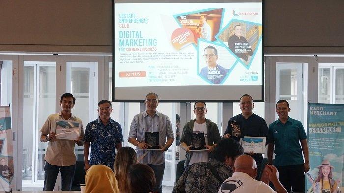 Kembali Hadirkan Lestari Entrepreneur Club, BPR Lestari Komitmen Dukung Bisnis Kuliner di Bali