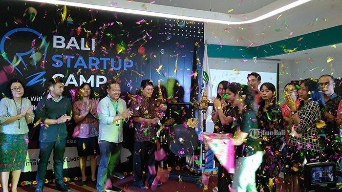 Bali Startup Camp 2019,125 Peserta Bersaing Bangun Startup