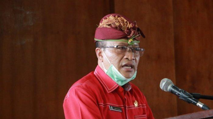 Profil Ketua DPRD Bangli I Ketut Suastika, Sempat Tinggal Berpindah dan Pernah Usahanya Bangkrut