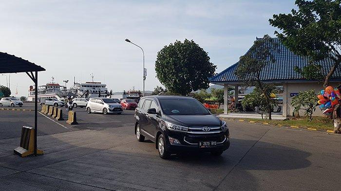 Mudik Lebaran 2019, Kendaraan Masuk Bali via Pelabuhan Gilimanuk Juga Meningkat
