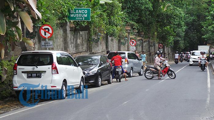 Parkir Sembarangan di Gianyar Akan Ditilang dan Diderek, Rencana Mulai Agustus