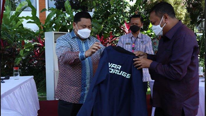 Di Bali, Kepala BNN RI Perkuat Sinergitas dengan Pemda untuk Wujudkan Indonesia Bersih Narkoba