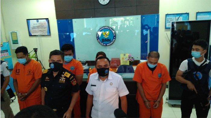 Kos Elite di Denpasar Bali Dijadikan Gudang Penyimpanan Narkotika Tembakau Gorila
