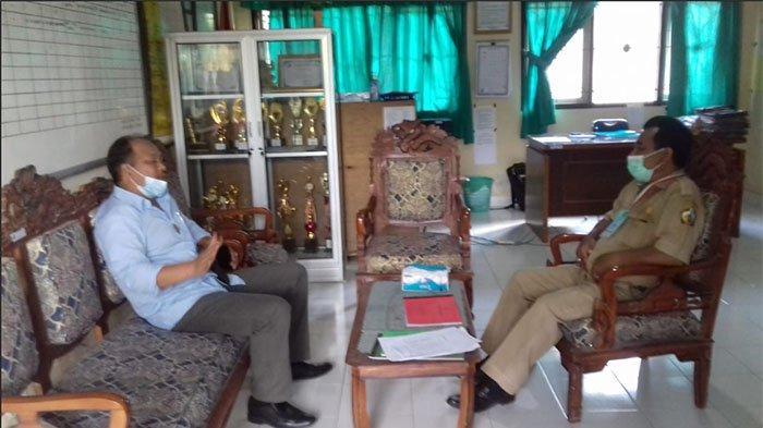 57 SD di Bangli Sudah Mulai Pembelajaran Tatap Muka
