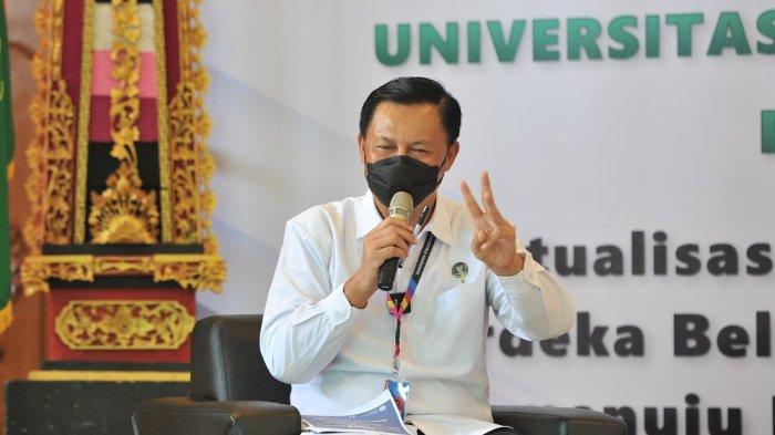 Berkaca pada Kasus Narkoba di Kampus USU, BNNP Bali Minta Pihak Rektorat di Bali Laporkan Indikasi