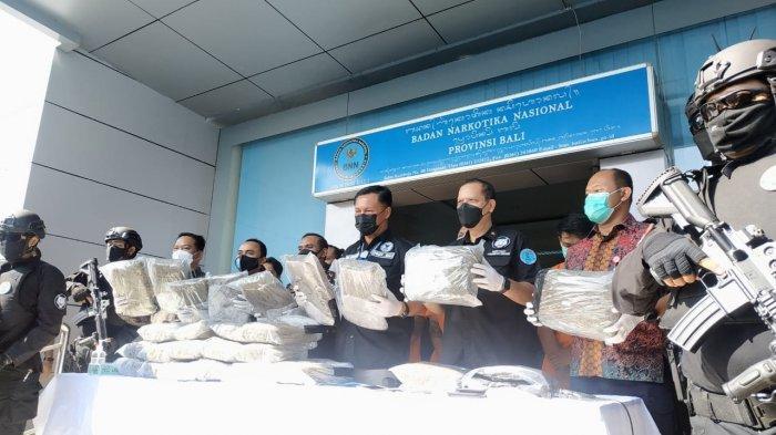 BNNP Bali Tangkap Buronan Narkoba di Sumatera Utara