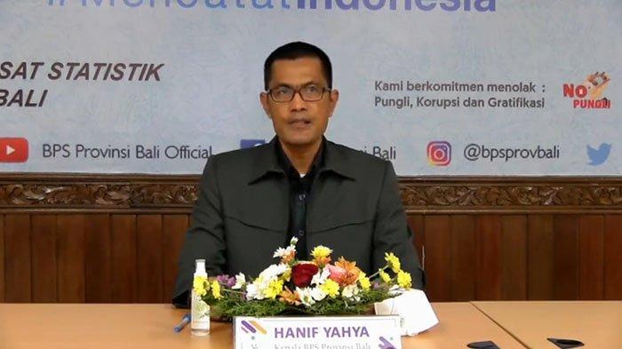 Maret 2021, Hunian Kamar Hotel Berbintang di Bali Tercatat 10,24 %, Kunjungan Wisman Hanya 3 Orang