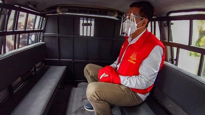 Kepala Disbud Dijebloskan ke Rutan, Tersangka Korupsi Aci-aci dan Sesajen Kota Denpasar Dilimpahkan