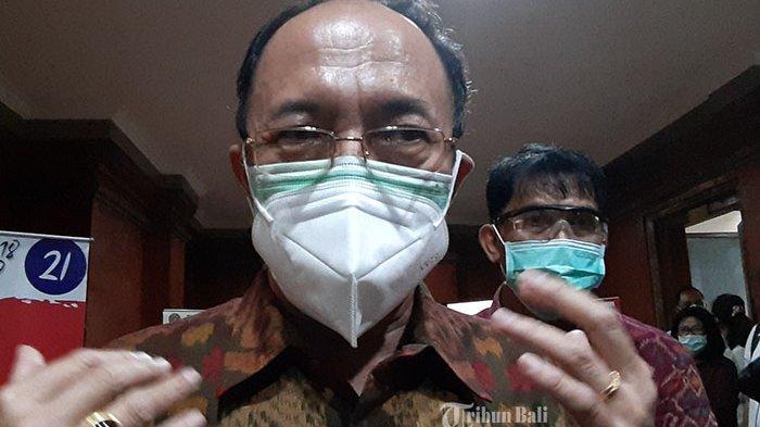 Rumah Sakit Rujukan Covid-19 di Bali Hampir Penuh,  90 Persen Tempat Tidur Sudah Terpakai