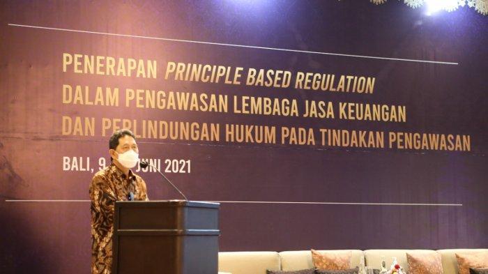 Kepala Eksekutif Pengawas Perbankan OJK Sebut Pendekatan Principle-Based Dinilai Lebih Fleksibel