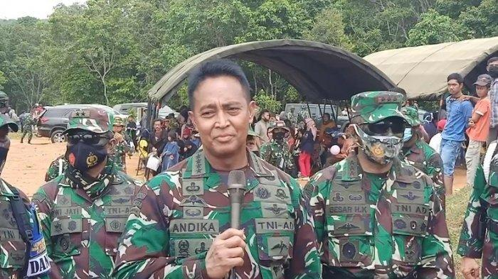 KSAD Andika Perkasa Sebut 1.099 PNS dan Prajurit TNI Meninggal, Tahun Lalu Naik Dua Kali Lipat