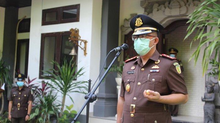 BREAKING NEWS: Kejari Karangasem Telusuri Dugaan Penyimpangan Pengadaan Masker Rp 2,9 M