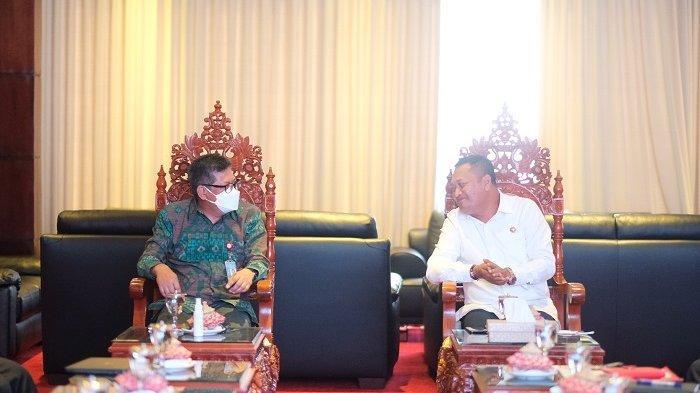Kepala OJK Regional Bali Nusra Apresiasi Program TPAKD Gianyar Sediakan Kredit Lawan Rentenir