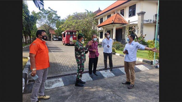 Pemprov Bali Siapkan Lokasi Isolasi Terpusat Bagi ASN dan Non ASN Terkonfirmasi Positif Covid-19