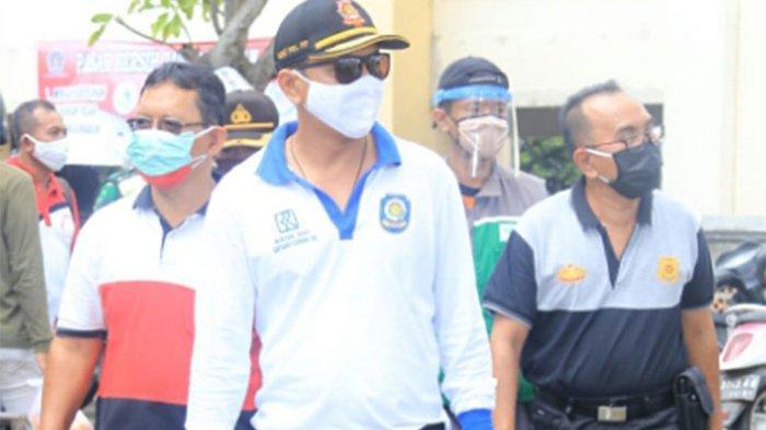 Implementasikan SE Gubernur, Satpol PP Bersama TNI dan Polri Terus Berjaga di Pintu Masuk Bali
