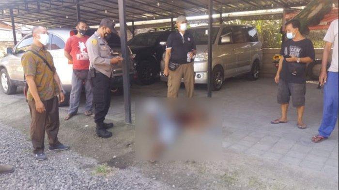 Seorang Pria dengan Gangguan Jiwa di Denpasar Nekat Tusuk Dadanya Gunakan Pisau Dapur