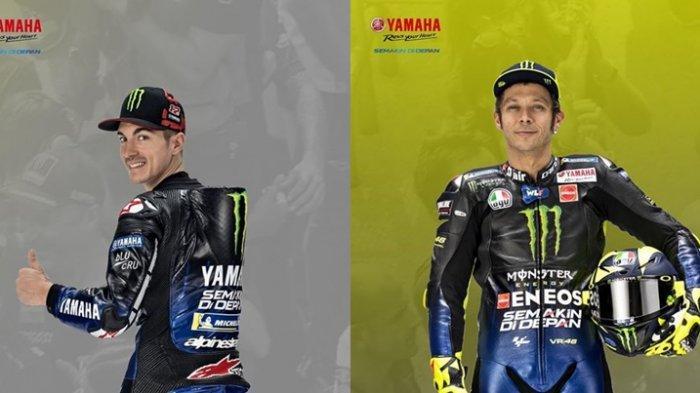Keren, Bisa Ketemu Langsung Valentino Rossi dan Maverick Vinales!