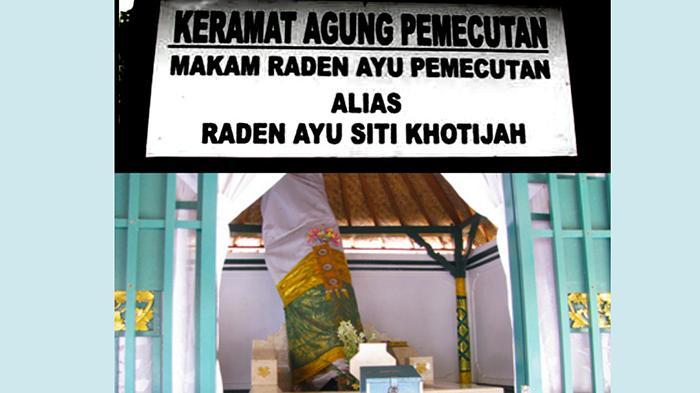 Jelang Ramadan, Puluhan Warga Dari Indramayu Ziarah ke Makam Raden Ayu Pemecutan