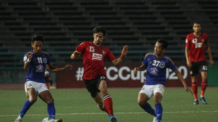 Klasemen Sementara Grup G PIala AFC 2020 Setelah Bali United Kalah, Posisinya Tergusur