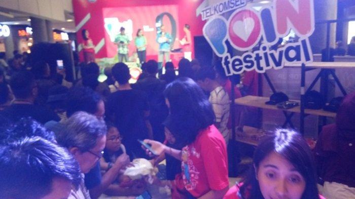 Telkomsel Hadirkan Berbagai Keseruan Dalam Telkomsel Poin Festival 2019 di Level 21 Mall Denpasar