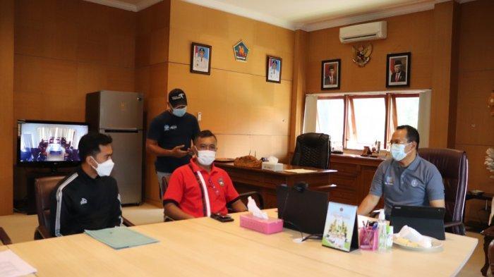 Dua Wasit Sepak Bola Buleleng Ditugaskan Pada PON XX Papua 2021