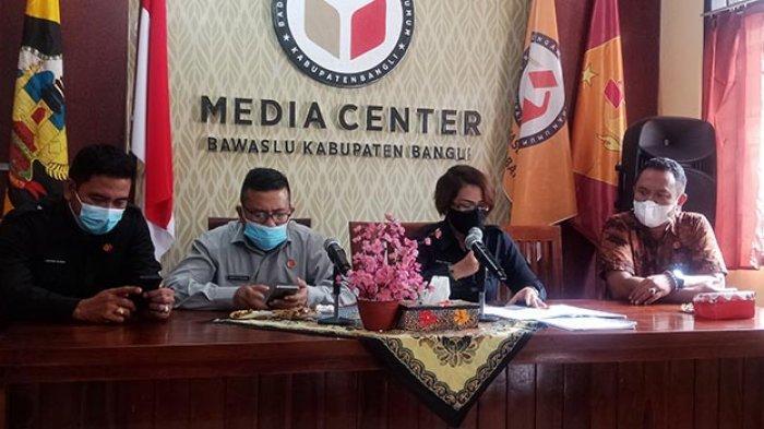 DKPP RI Tolak Aduan Dugaan Pelanggaran Kode Etik,Bawaslu Bali Rehabilitasi Nama Ketua Bawaslu Bangli