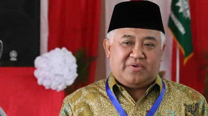 Jelang Lebaran, Din Syamsuddin Ingatkan Umat Islam Konsisten Ibadah di Rumah Selama Pandemi Covid-19