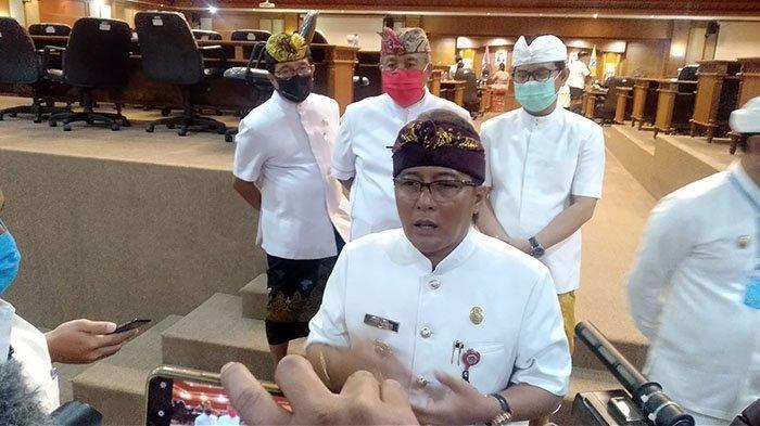 Terkait Paket GiriAsa di Pilkada Badung 2020, Giri Prasta Bantah Ada Gejolak di Internal Partainya