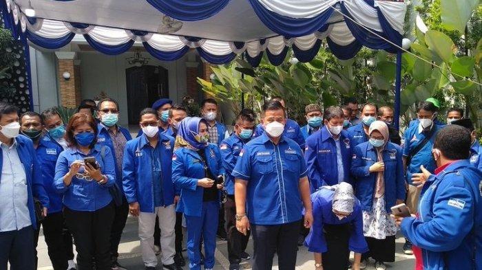 Polri Tak Keluarkan Izin KLB Partai Demokrat di Sibolangit, Kader Demokrat Sumut Tolak Moeldoko