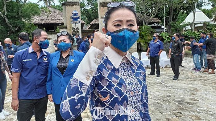PROFIL Julie Laiskodat, Istri Gubernur NTT yang Jadi Ketua NasDem Bali: Awalnya Kecelakaan Sejarah