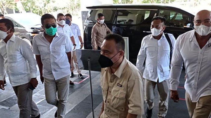 Disinggung Prabowo-Puan di Pilpres, Sufmi Dasco Sebut Megawati & Prabowo Miliki Chemistry yang Baik