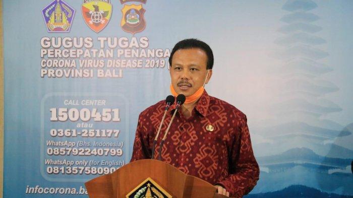 Update Corona di Bali3 Mei 2020: Positif Covid-19 Bertambah 25 Orang, 3 PMI dan 22 Transmisi Lokal