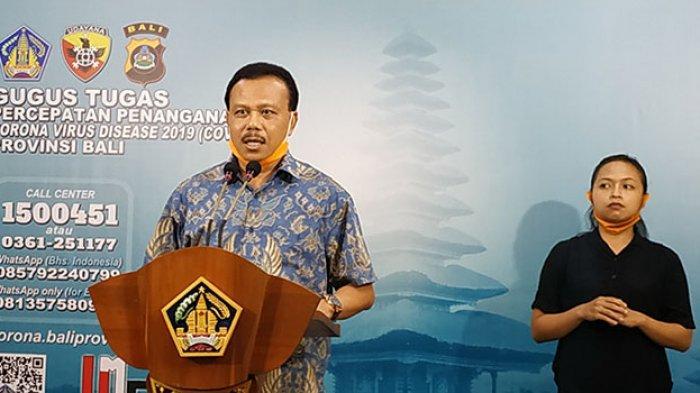 Bali Berhati-hati Sikapi New Normal karena Masih Muncul Transmisi Lokal